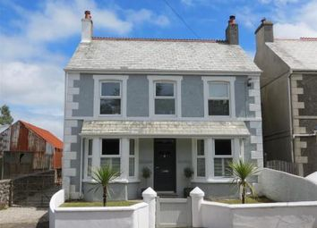 Thumbnail 5 bed detached house for sale in Trezaise Road, Roche, St. Austell