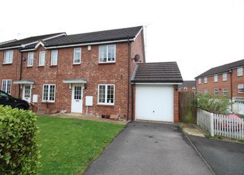 Thumbnail 3 bed semi-detached house to rent in Woodpecker Drive, Packmoor, Stoke-On-Trent