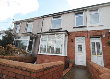 Thumbnail 3 bed terraced house for sale in Grove Estate, Pontnewynydd, Pontypool, Torfaen