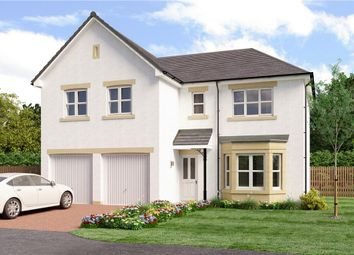 "Thumbnail 5 bed detached house for sale in ""Jura"" at Auchinleck Road, Robroyston, Glasgow"