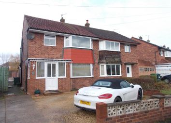 Thumbnail 3 bed semi-detached house for sale in Corndon Crescent, Shrewsbury