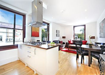 Thumbnail 2 bed flat for sale in York Road, Battersea, Lomdon