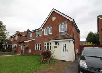 Thumbnail 3 bed semi-detached house to rent in Silverdale Close, Bury