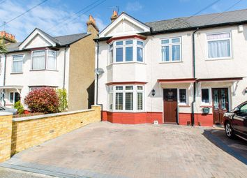 Thumbnail 3 bed end terrace house for sale in Ferndale Road, Gravesend