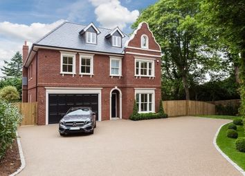 Thumbnail 7 bed property to rent in Cobbetts Hill, Weybridge
