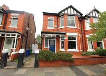 Thumbnail 3 bed semi-detached house for sale in Roseleigh Avenue, Burnage, Manchester