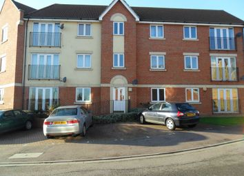 Thumbnail 2 bed flat to rent in Teasel Crescent, London