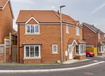 Thumbnail 3 bed detached house for sale in Rosemary Crescent, Winsford