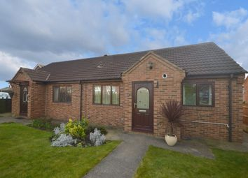 Thumbnail 3 bed bungalow for sale in Grange Park Close, Allerton Bywater, Castleford
