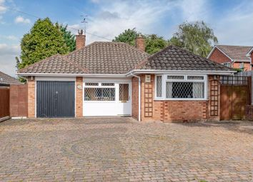 Thumbnail 3 bed bungalow for sale in Marlborough Avenue, Aston Fields, Bromsgrove