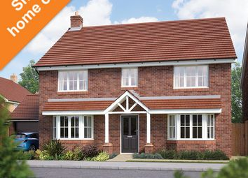 """Thumbnail 5 bed detached house for sale in """"The Winchester"""" at Campton Road, Shefford"""