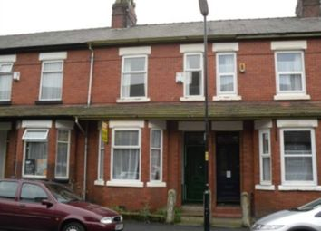 Thumbnail 3 bedroom terraced house to rent in Furness Road, Fallowfield, Manchester
