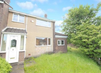 Thumbnail 4 bed terraced house for sale in Crescent Road, Dukinfield, Cheshire