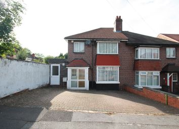 Thumbnail 3 bed semi-detached house for sale in Cranbrook Road, Birmingham