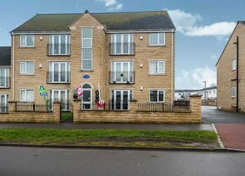 Thumbnail 2 bedroom flat for sale in Kinsey Road, High Green, Sheffield