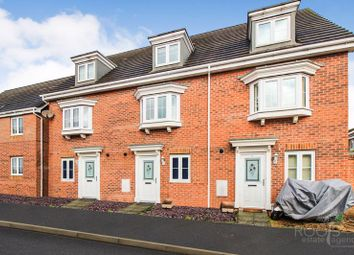 Thumbnail 3 bed terraced house for sale in Hussars Drive, Thatcham