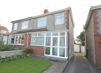 Thumbnail 4 bed semi-detached house for sale in Elm Road, Kingswood, Bristol