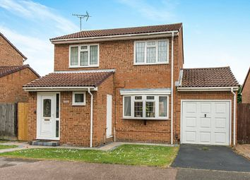 Thumbnail 3 bed detached house for sale in Thrale Way, Rainham, Gillingham