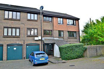 Thumbnail 1 bed flat for sale in Connaught Gardens, West Green, Crawley, West Sussex