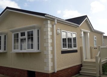 Thumbnail 2 bed mobile/park home for sale in The Marigolds, Shripney Road, Bognor Regis