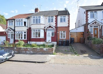 Thumbnail 5 bed semi-detached house for sale in Black Swan Lane, Luton