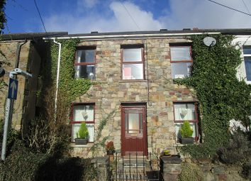 Thumbnail 3 bed semi-detached house for sale in Heol Maes Y Dre, Ystradgynlais, Swansea.