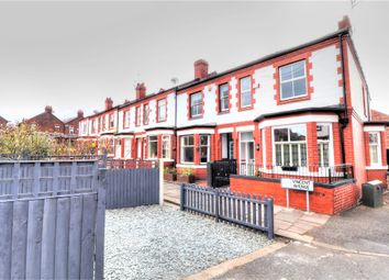 Thumbnail 3 bed end terrace house for sale in Vincent Avenue, Eccles, Manchester
