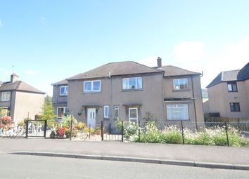 Thumbnail 3 bed semi-detached house for sale in Bower Park, Gateside, Cupar