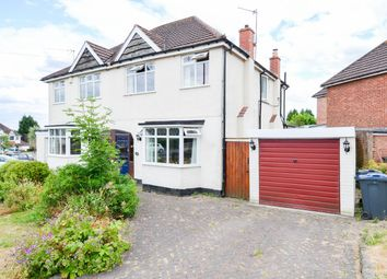 Thumbnail 3 bedroom semi-detached house for sale in Hanging Lane, Northfield., Birmingham