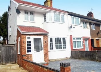 Thumbnail 4 bed terraced house for sale in Sussex Avenue, Isleworth