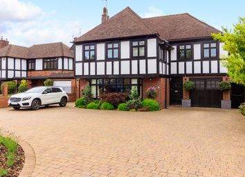 Thumbnail 5 bed detached house for sale in Clarendon Way, Chislehurst