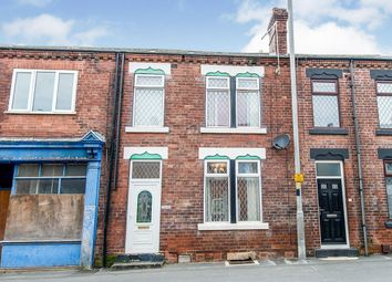 Thumbnail 3 bed terraced house for sale in Station Lane, Featherstone, Pontefract, West Yorkshire