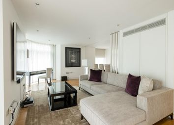 Thumbnail 3 bed flat to rent in Great Cumberland Place, London