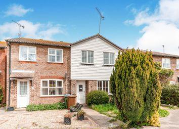 Thumbnail 3 bed terraced house to rent in Wolstenbury Road, Rustington, Littlehampton