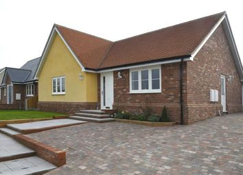 Thumbnail 3 bed detached bungalow for sale in Plot 1 'old Stables', Walton Road, Kirby-Le-Soken, Frinton-On-Sea, Essex