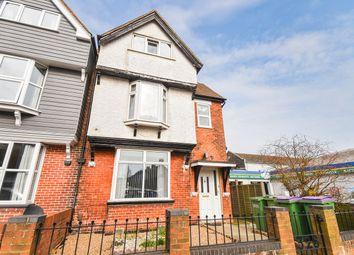 2 bed flat for sale in Cheriton Road, Folkestone CT19