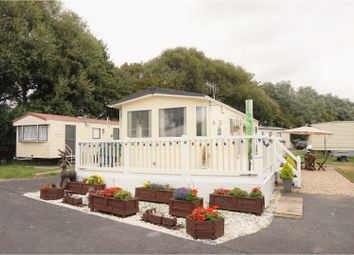 Thumbnail 3 bedroom mobile/park home for sale in Vinnetrow Road, Chichester