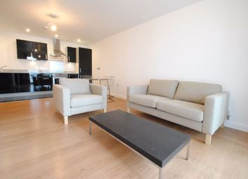 Thumbnail 2 bedroom flat to rent in Barge Walk, City Peninsula, London