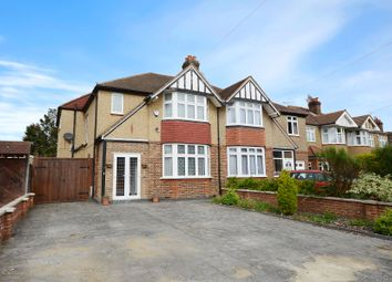 Thumbnail 5 bed semi-detached house for sale in Ruskin Drive, Worcester Park