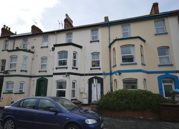 Thumbnail 1 bedroom flat for sale in Morton Road, Exmouth