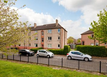 Thumbnail 2 bed flat for sale in Northfield Square, Edinburgh