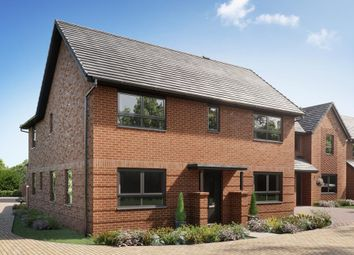 """Thumbnail 4 bedroom detached house for sale in """"Ruskin"""" at Glenvale, Niort Way, Wellingborough"""
