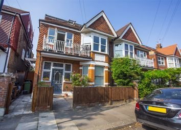 Thumbnail 3 bed flat for sale in King Edwards Gardens, London