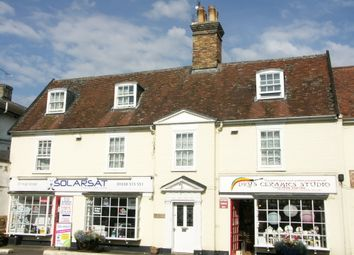 Thumbnail 1 bedroom flat to rent in Flat 2, 37c High Street, Mildenhall
