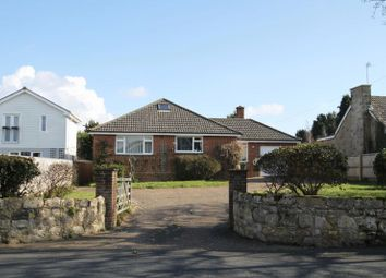 Thumbnail 2 bed detached bungalow for sale in Baring Road, Cowes