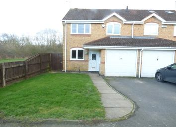 Thumbnail 3 bedroom semi-detached house to rent in Loweswater Grove, Ashby De La Zouch