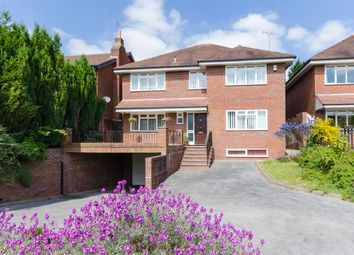 Thumbnail 5 bed detached house for sale in Knightlow Road, Harborne, Birmingham