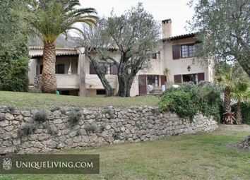 Thumbnail 6 bed villa for sale in Vence, French Riviera, France