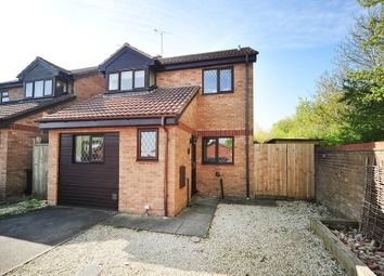 Thumbnail 4 bed detached house for sale in Lichen Close, Swindon