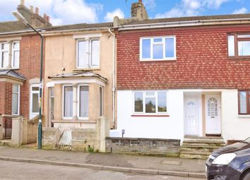 Thumbnail 3 bed terraced house for sale in Alexandra Road, Chatham, Kent